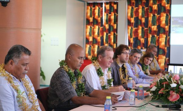 Strengthening partnerships for Samoa, Wallis and Futuna