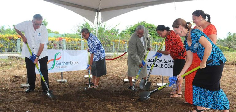 Samoa Submarine Cable Company Joins Southern Cross Next (SX Next)