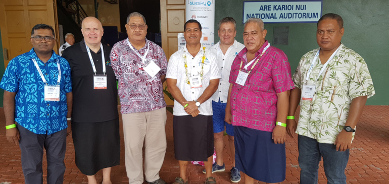 Strengthening Partnerships For Samoa, Tokelau and Tuvalu